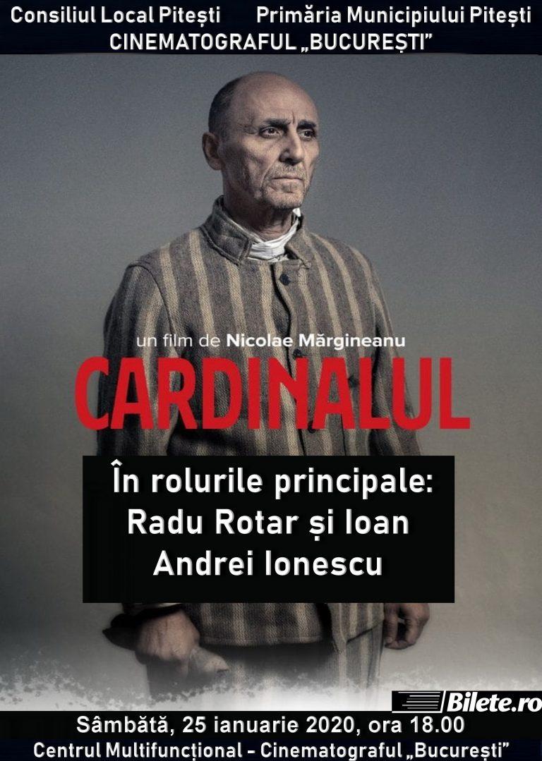 """""""Cardinalul"""" și """"Autobiografia lui Ceaușescu"""" – filmele acestui week-end la Cinematograful """"București"""""""