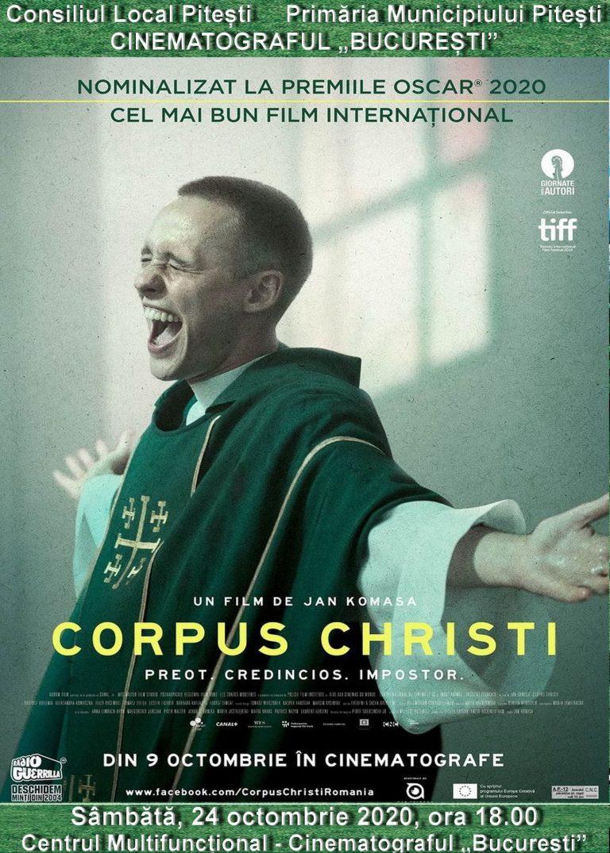 Corpus Christi, un film cu Bartosz Bielenia, Aleksandra Konieczna și Eliza Rycembel în rolurile principale