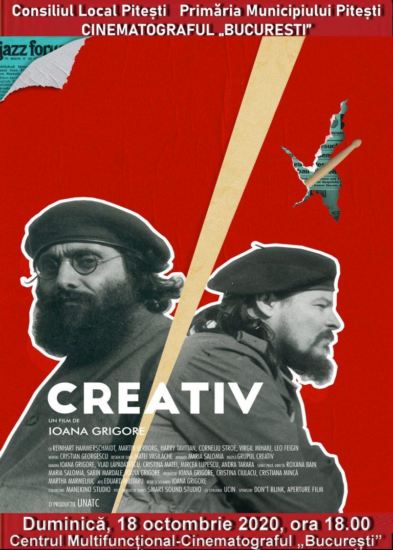 Creativ, un documentar despre jazz în regia Ioanei Grigore