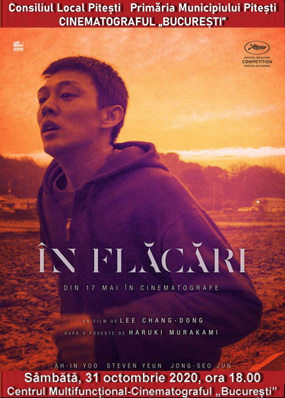 În flăcări – propunerea Coreei de Sud la Premiile Oscar în 2019