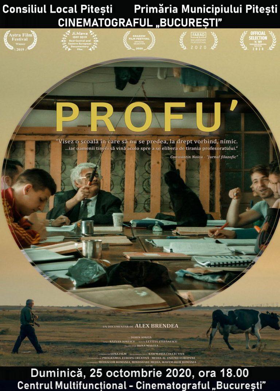 Profu' – film despre învățământul românesc