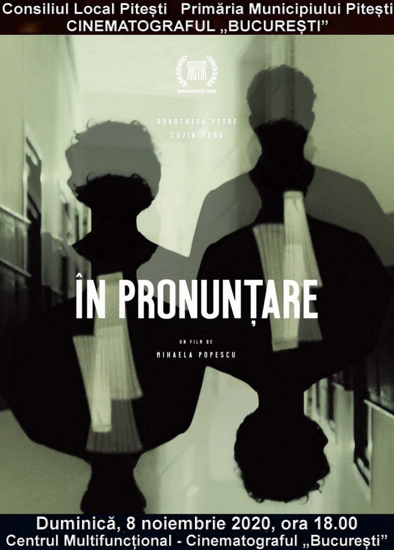 În pronunțare – o dramă suprarealistă. Regia Mihaela Popescu