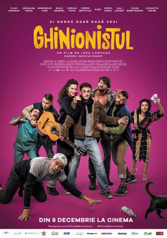 """""""Ghinionistul"""", o comedie autentic românească"""