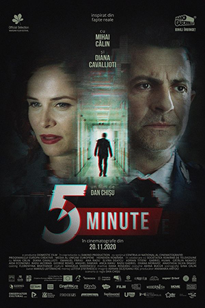 """Filmul românesc """"5 Minute"""", difuzat pe 24 ianuarie 2021"""