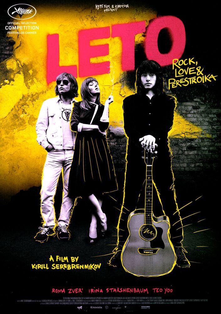 Leto, un film cu Teo Yoo, Roman Bilyk și Irina Starshenbaum