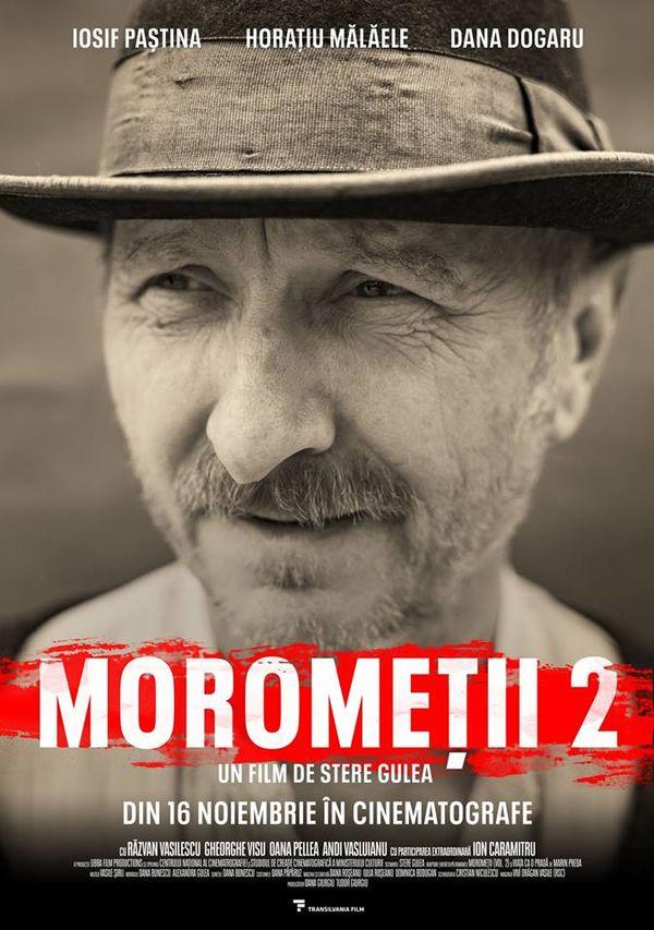 """""""Moromeții 2"""", la Cinematograful """"București"""""""
