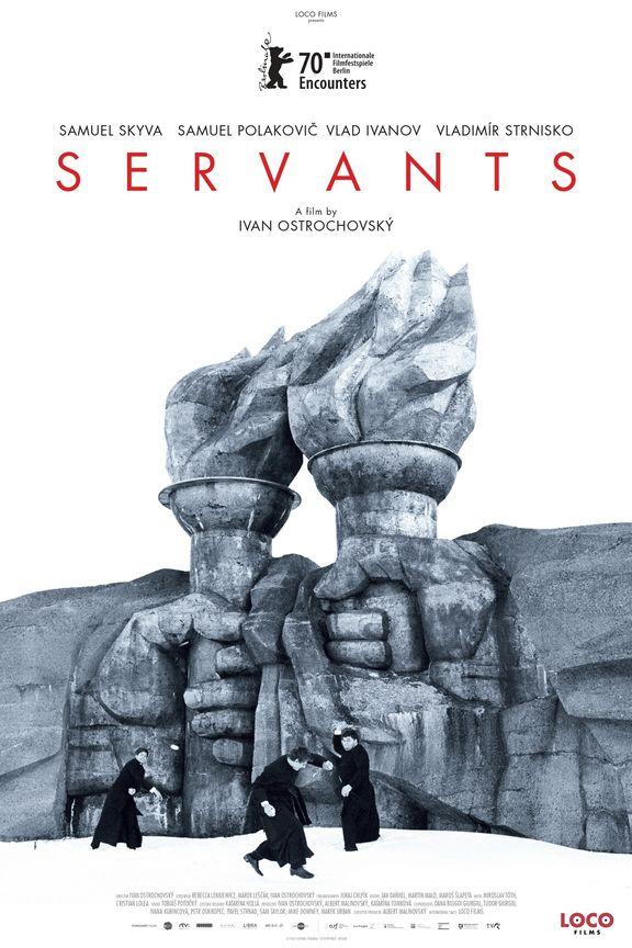"""Filmul """"Servitorii"""", difuzat la Cinematograful """"București"""""""