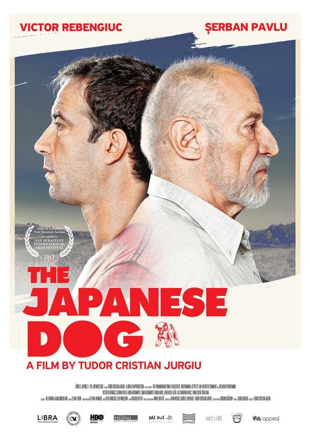 Câinele japonez poster