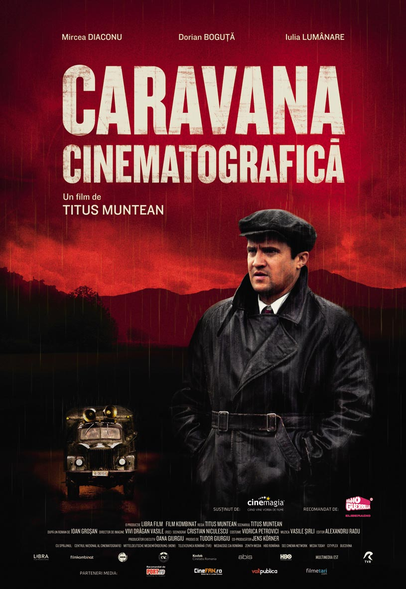 caravana cinematografica poster
