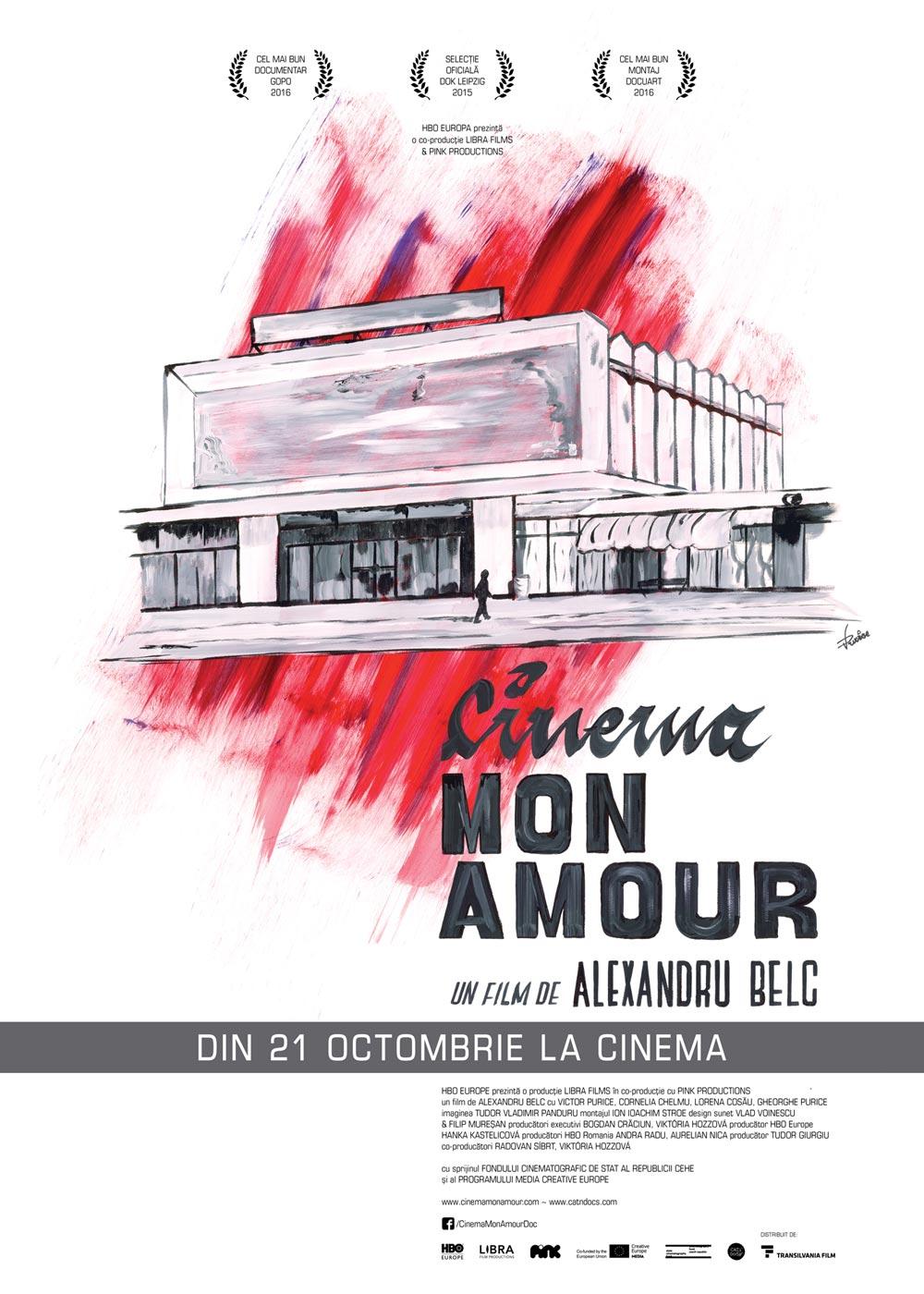cinema mon amour poster