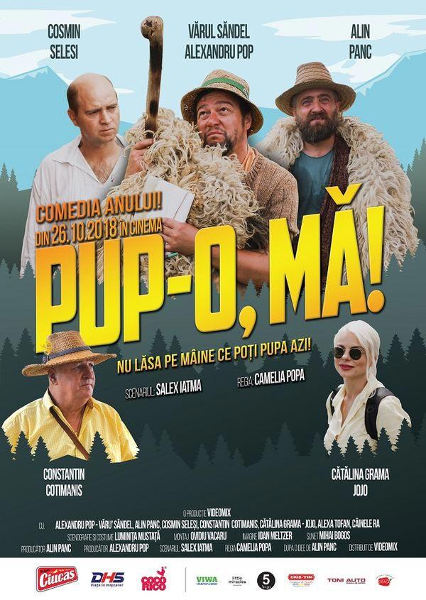 """Filmul """"Pup-o, mă"""", redifuzat la cinematograful de artă """"București"""""""